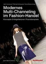 Modernes Multi-Channeling im Fashion-Handel