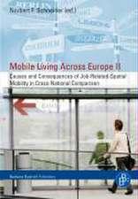 Mobile Living Across Europe II