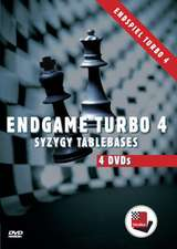 Endspiel Turbo 4 -  Syzygy Tablebases