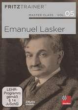 MasterClass Vol. 5: Emanuel Lasker
