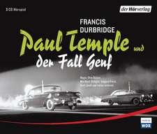 Paul Temple und der Fall Genf
