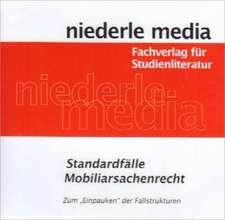 Audio-CD Standardfälle Sachenrecht