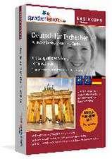Sprachenlernen24.de Deutsch für Tschechen Basis PC CD-ROM
