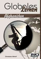 Globales Lernen - Afghanistan