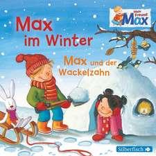 Mein Freund Max: Max im Winter / Max und der Wackelzahn