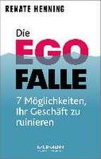 Die Ego-Falle