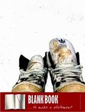 Sneaker: Blank Book