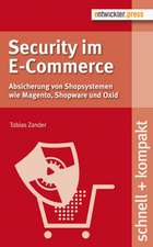 Security im E-Commerce