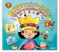 """Geburtstags-Partybuch """"Der kleine König"""""""