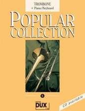 Popular Collection 5. Trombone + Piano / Keyboard