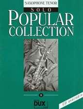 Popular Collection 9. Saxophone Tenor Solo