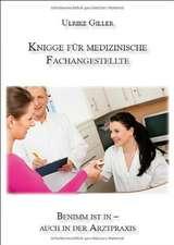 Knigge für medizinische Fachangestellte