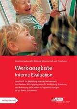 Werkzeugkiste  Interne Evaluation