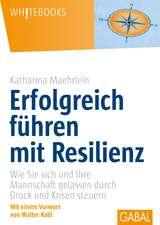 Erfolgreich führen mit Resilienz