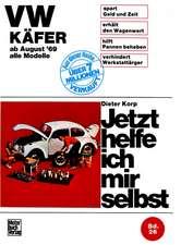 VW Käfer 1200/1300/1500/1302/S/1303/S alle Modelle ab August '69