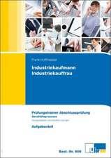 Industriekaufmann/-frau. Prüfungstrainer Abschlussprüfung Geschäftsprozesse