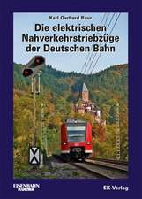 Die elektrischen Nahverkehrstriebzüge der Deutschen Bahn