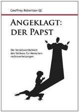 Angeklagt: Der Papst