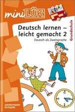 miniLÜK. Deutsch lernen - leicht gemacht 2