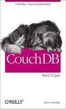 CouchDB - kurz & gut