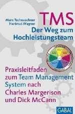 TMS - Der Weg zum Hochleistungsteam