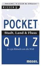 Pocket Quiz Stadt Land & Fluss