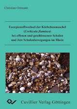 Energiestoffwechsel der Körbchenmuscheln (Corbicula fluminea) bei offenen und geschlossenen Schalen und ihre Schalenbewegungen im Rhein