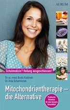 Mitochondrientherapie - die Alternative
