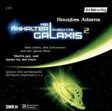 Per Anhalter durch die Galaxis 2. 6 CDs