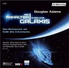 Per Anhalter durch die Galaxis 1. 6 CDs