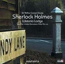 Sherlock Holmes 07. Wisteria Lodge