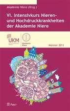 VI. Intensivkurs Nieren- und Hochdruckkrankheiten der Akademie Niere
