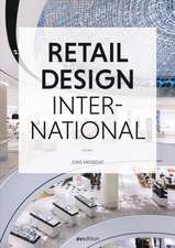 Retail Design International volume 5: Components, Spaces, Buildings