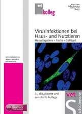 Virusinfektionen bei Haus- und Nutztieren