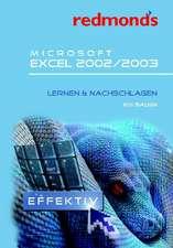 Microsoft Excel 2002/2003
