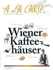Wiener Kaffeehäuser à la Carte