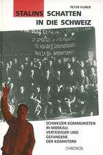 Stalins Schatten in die Schweiz. Studienausgabe