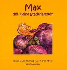 Max, der kleine Stadthamster