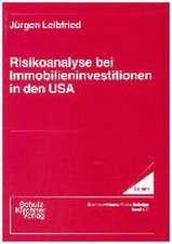 Risikonanalyse bei Immobilieninvestitionen in den USA