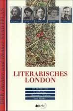 Literarisches London. Mit Stadtplan
