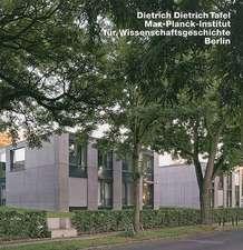 Dietrich Dietrich Tafel Max-Planck-Institut Fur Wissenschaftsgeschichte Berlin:  Milchhof Nurnberg, Opus 59