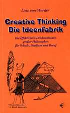 Creative Thinking - Die Ideenfabrik