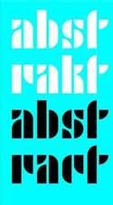 Andrea Madesta: Abstrakt / Abstract