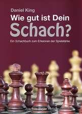 Wie gut ist Dein Schach ?