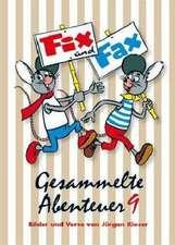 Fix und Fax Gesammelte Abenteuer 09