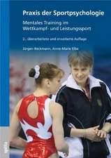 Praxis der Sportpsychologie