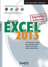 Excel 2013 Basis Lernprogramm