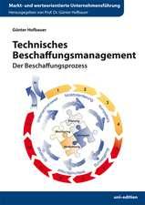 Technisches Beschaffungsmanagement