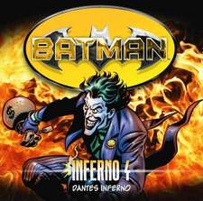 Batman - Inferno, Folge 04: Dantes Inferno