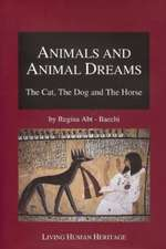 Animals and Animal Dreams